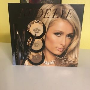 Paris Hilton Nude Eye Make Up Set NWT